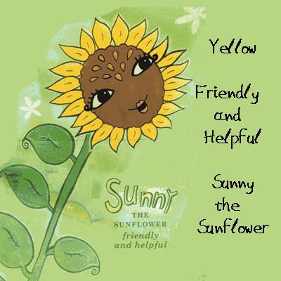 Sunny the Sunflower