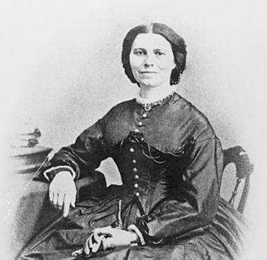 A picture of Clara Barton